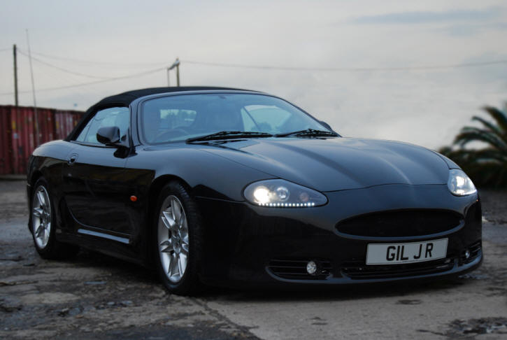 GRANTLEYDESIGN Jaguar XK8 and XKR body styling kit ing ... on
