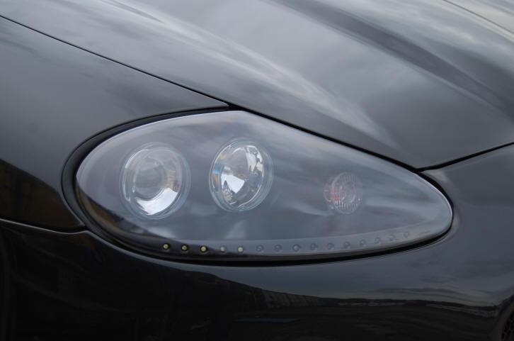 Grantleydesign Jaguar Xk8 And Xkr Body Styling Kit Fitting