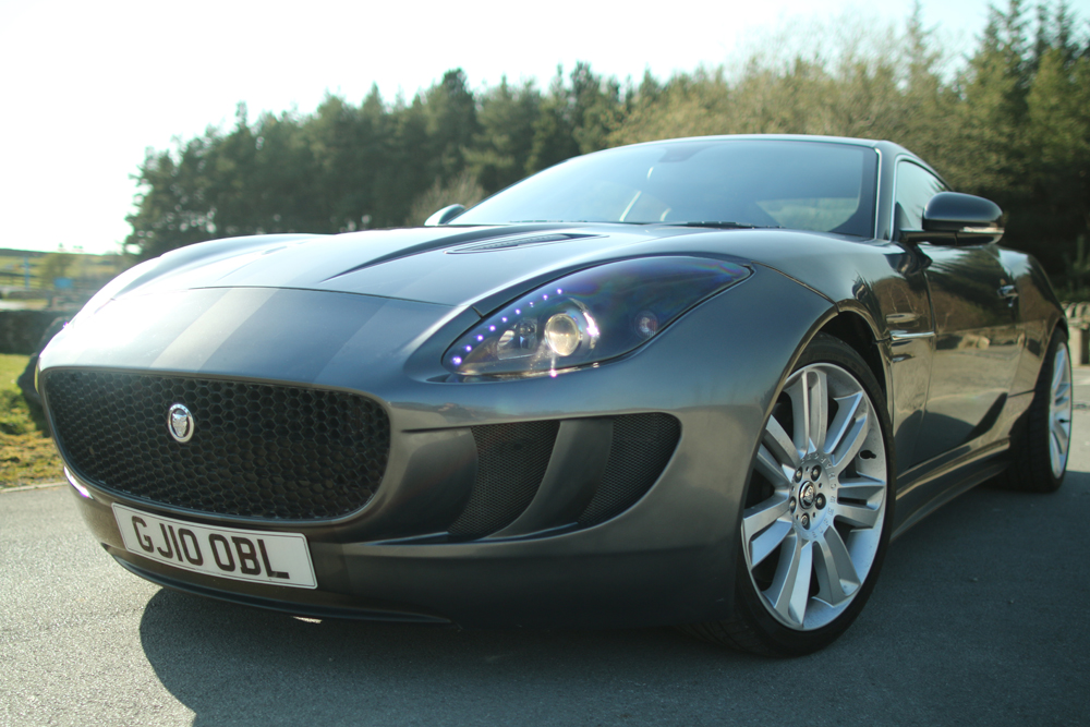 Jaguar Xk Super Car Styling