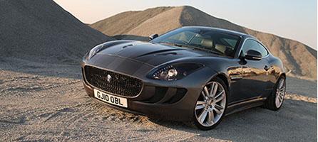 Jaguar XK body kit | bumpers | side skirts | Jaguar vents